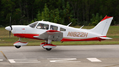 N1822H - Piper PA-28-181 Archer II - Private