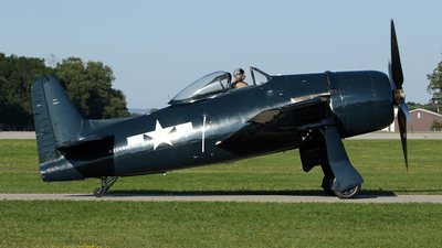 N2209 - Grumman F8F Bearcat - Private