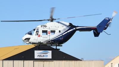 ZK-ITG - MBB-Kawasaki BK117B-2 - Helicopters Hawkes Bay