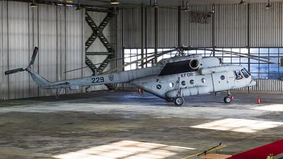 229 - Mil Mi-171Sh Baikal - Croatia - Air Force