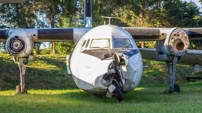1467 - Fokker F27-400 Friendship - Guatemala - Air Force