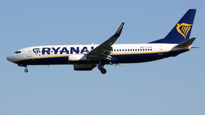EI-FZV - Boeing 737-8AS - Ryanair