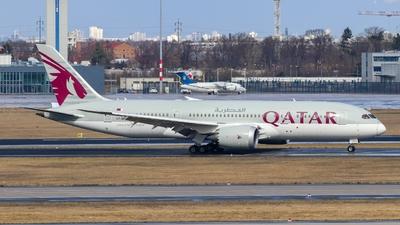 A picture of A7BDD - Boeing 7878 Dreamliner - Qatar Airways - © Marcel Knetsch