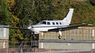 N94WM - Piper PA-46-310P Malibu - Private