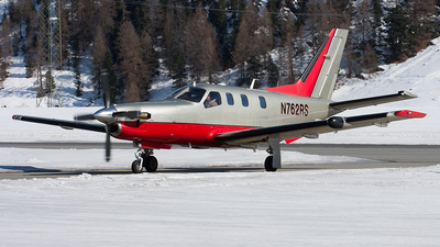 N762RS - Socata TBM-700 - Private
