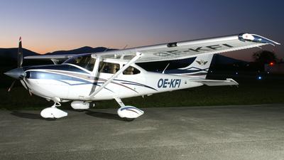 OE-KFI - Cessna 182T Skylane - Private