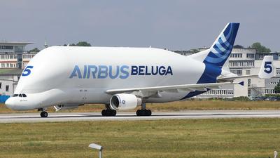 A picture of FGSTF - Airbus A300608ST Beluga - Airbus Transport International - © Sebastian Schaffer