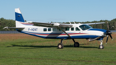 F-HDNT - Cessna 208B Grand Caravan - Private