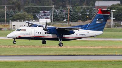 A picture of N938HA - De Havilland Canada Dash 8100 - [152] - © C. v. Grinsven