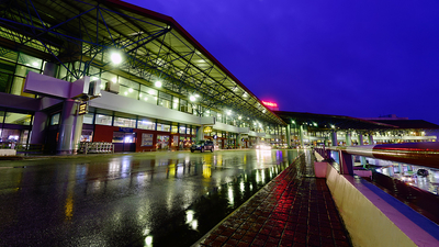 VVNB - Airport - Terminal