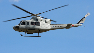 FAH-976 - Bell 412EP - Honduras - Air Force