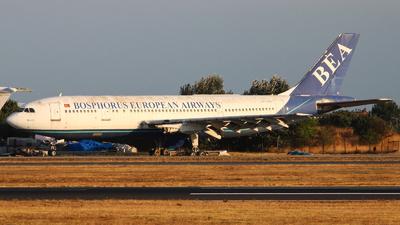 TC-OIM - Airbus A300B4-120 - Bosphorus European Airways (BEA)