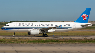 A picture of B6682 - Airbus A320214 - China Southern Airlines - © BobH