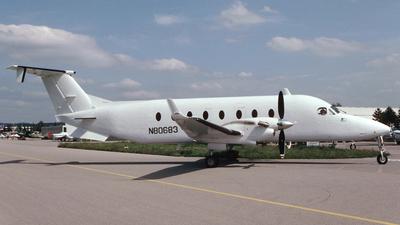 N80683 - Beech 1900D - Beechcraft Corporation