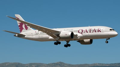 A7-BCE - Boeing 787-8 Dreamliner - Qatar Airways