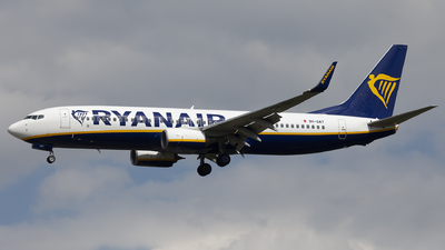 A picture of 9HQAT - Boeing 7378AS - Ryanair - © Matteo Mariani