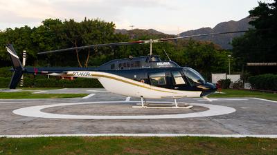 PT-HUR - Bell 206B JetRanger III - Helisul Taxi Aéreo