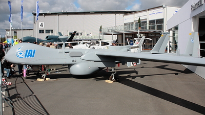 169 - IAI Heron 1 - Israel Aerospace Industries (IAI)