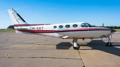 A picture of OKMIT - Cessna 340 - [340A0355] - © P.C. LKPD Spotter