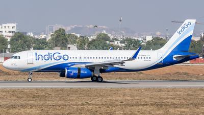 A picture of VTIFU - Airbus A320232 - IndiGo - © Rohan Paliwal
