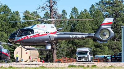 N818MH - Eurocopter EC 130B4 - Maverick Helicopters