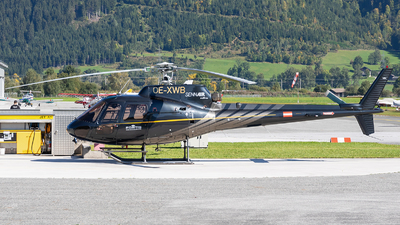 OE-XWB - Aérospatiale AS 350B1 Ecureuil - Sennair
