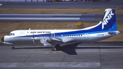 JA8726 - NAMC YS-11A-200 - Air Nippon (ANK)