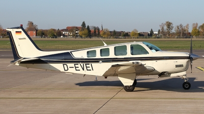 D-EVEI - Beechcraft A36 Bonanza - Private