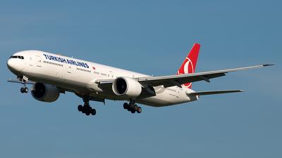 TC-LJE - Boeing 777-3F2ER - Turkish Airlines