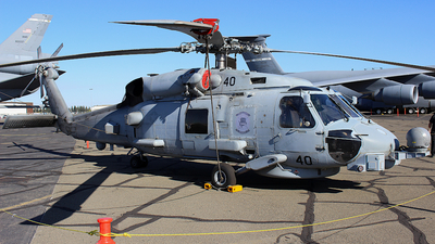 167058 - Sikorsky MH-60R Seahawk - United States - US Navy (USN)