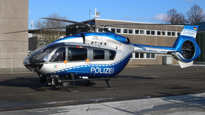 D-HNWT - Airbus Helicopters H145 - Germany - Police