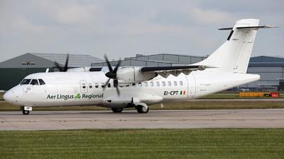 EI-CPT - ATR 42-300 - Aer Lingus Regional (Aer Arann)