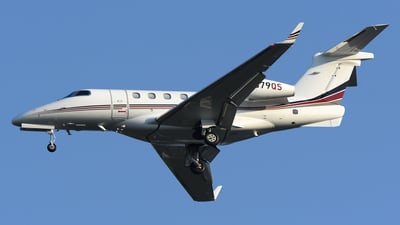 A picture of N379QS - Embraer Phenom 300 - NetJets - © DJ Reed - OPShots Photo Team