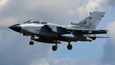 43-38 - Panavia Tornado IDS - Germany - Air Force