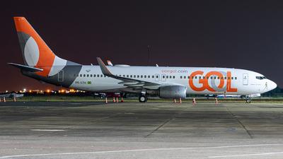 PR-GTH - Boeing 737-8EH - GOL Linhas Aéreas