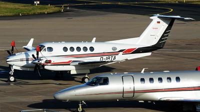 D-IBTA - Beechcraft B200GT Super King Air - Brose Fahrzeugteile