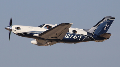 A picture of N274KT - Piper PA46M600 - [4698036] - © Joshua Ruppert