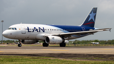 CC-CPJ - Airbus A319-132 - LAN Airlines