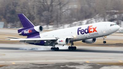 N358FE - McDonnell Douglas MD-10-10(F) - FedEx