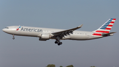 N278AY - Airbus A330-323 - American Airlines