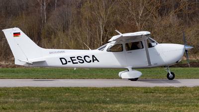 D-ESCA - Cessna 172S Skyhawk SP - Munich Aviation Company