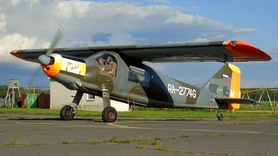 RA-2774G - Dornier Do-27A - Private