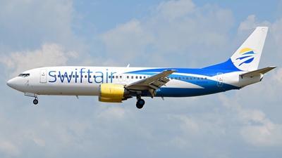 N440US - Boeing 737-4B7 - Swift Air