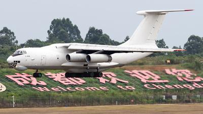 RA-76807 - Ilyushin IL-76TD - Aviacon Zitotrans