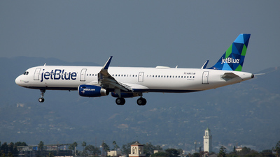 N937JB - Airbus A321-231 - jetBlue Airways
