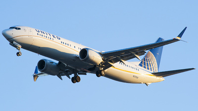 A picture of N27509 - Boeing 737 MAX 9 - United Airlines - © Philip Debski