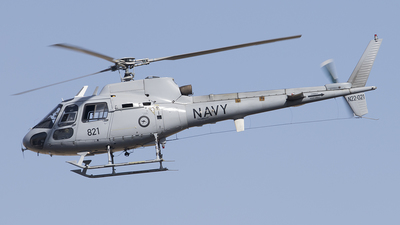 N22-021 - Aérospatiale AS 350B Ecureuil - Australia - Royal Australian Navy (RAN)