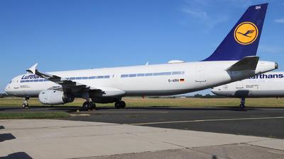 A picture of DAIRH - Airbus A321131 - Lufthansa - © László Kurilla