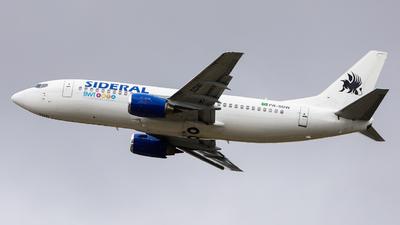 PR-SDW - Boeing 737-31L - Sideral Linhas Aéreas