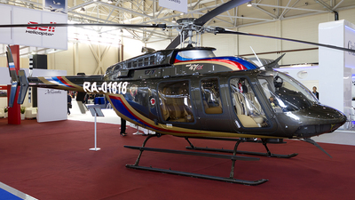 RA-01618 - Bell 407GX - Private